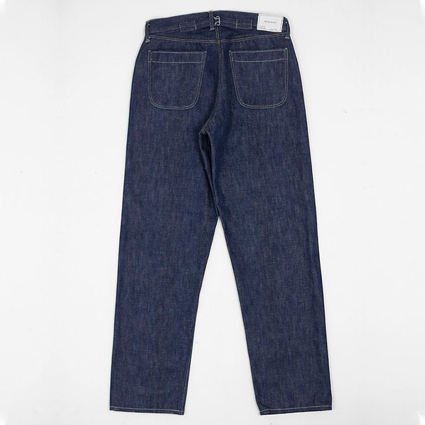 Coming Soon: 819 Sukumo Hand-Dyed Natural Indigo 13.5oz Selvedge Denim - Hi-Rise Tapered