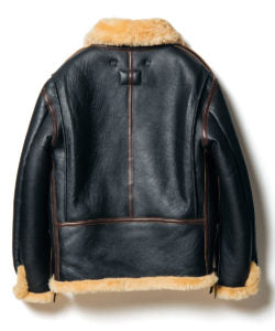 Crafted to Order: Colomer Mouton (Type B-6) Jacket