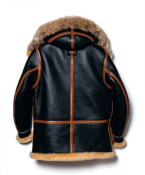 Colomer Mouton (Type B-7) Jacket in Brown