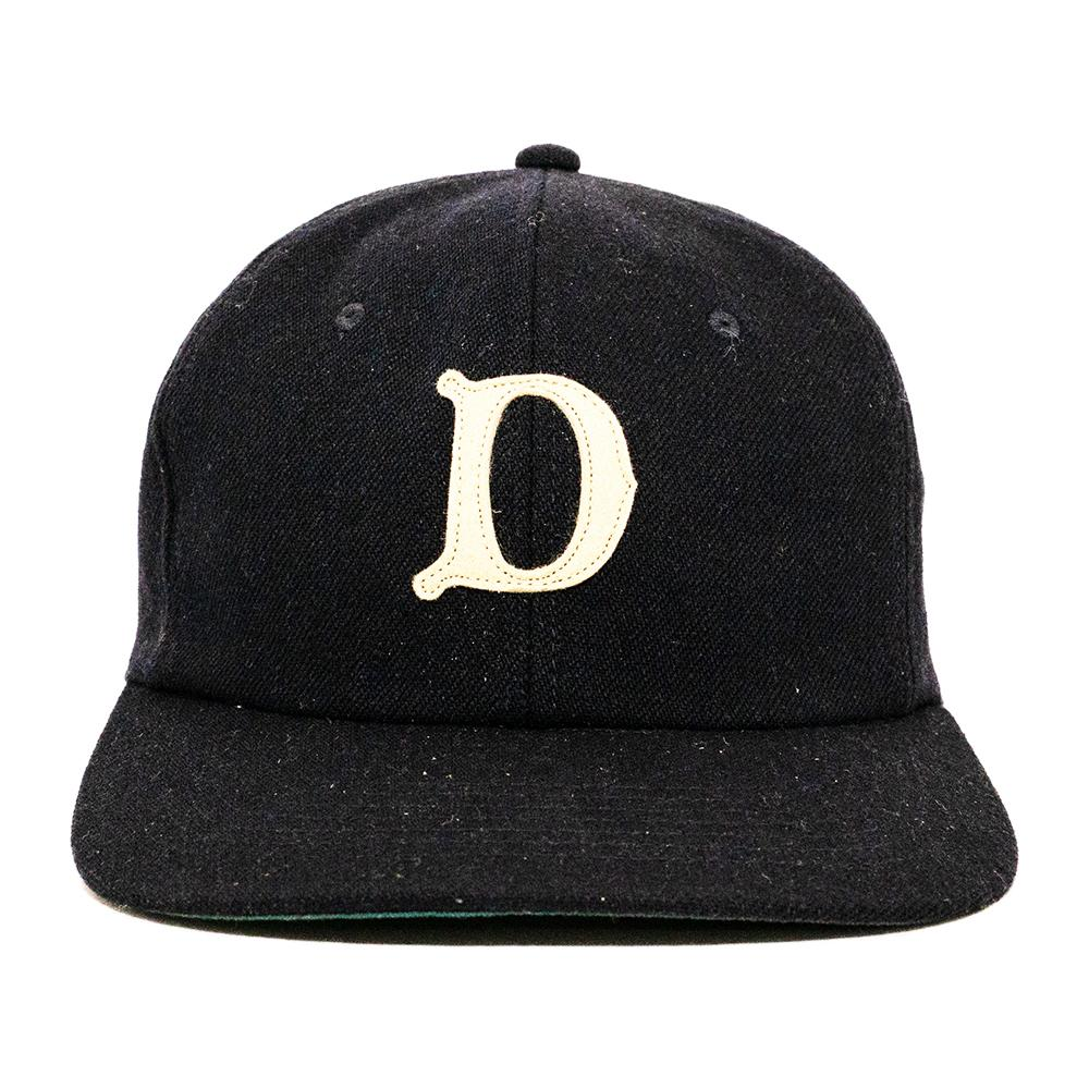 Coming Soon: Baseball Cap in Black