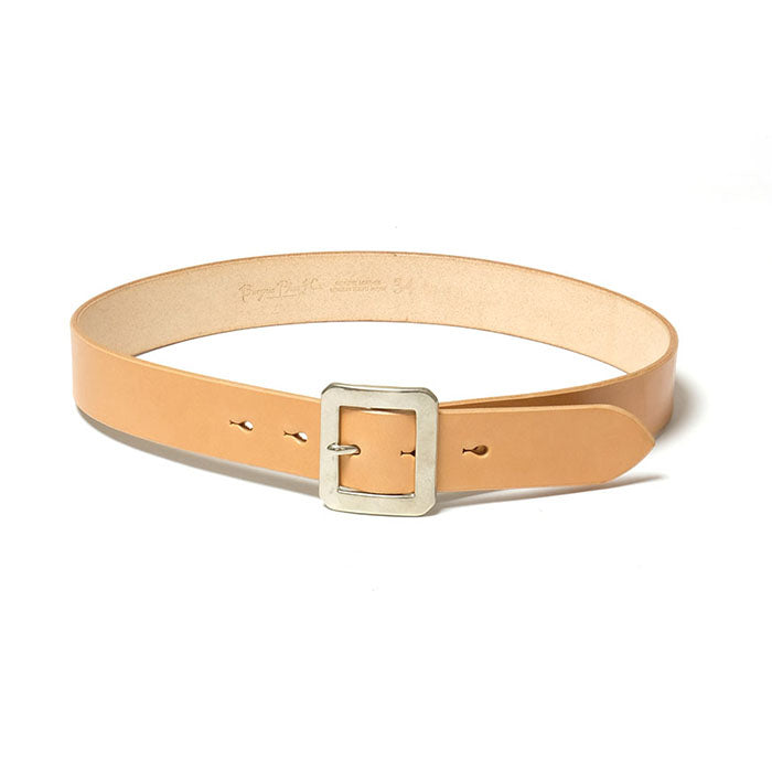 Coming Soon - Tochigi Vegetable Tanned Leather Garrison Belt