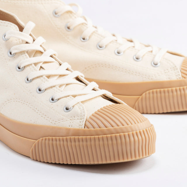 Limited Edition - Shellcap Mold Mid in Kinari x Gum