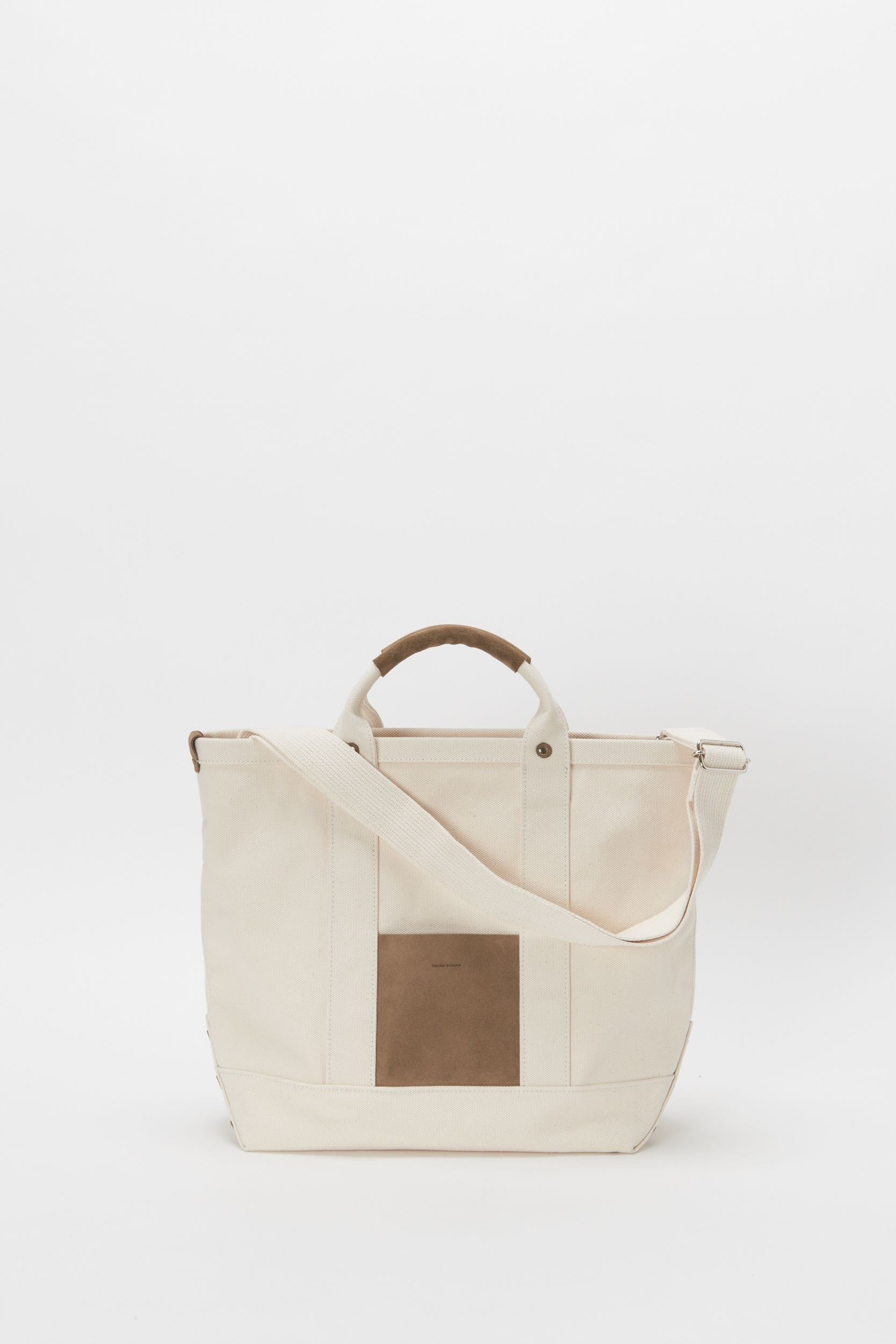 Campus Bag Small in Beige