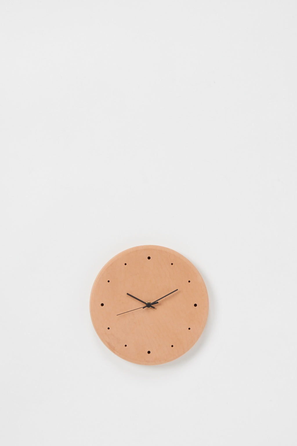 Clock in Natural