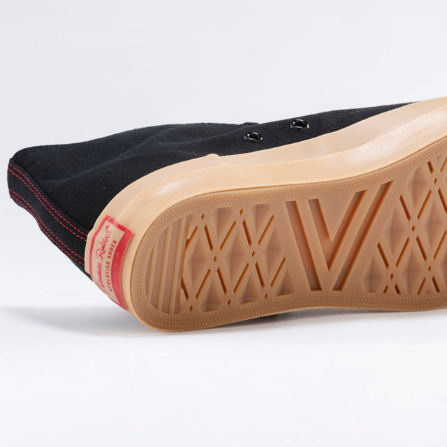 Limited Edition - Shellcap Mold Mid in Kuro Black x Gum
