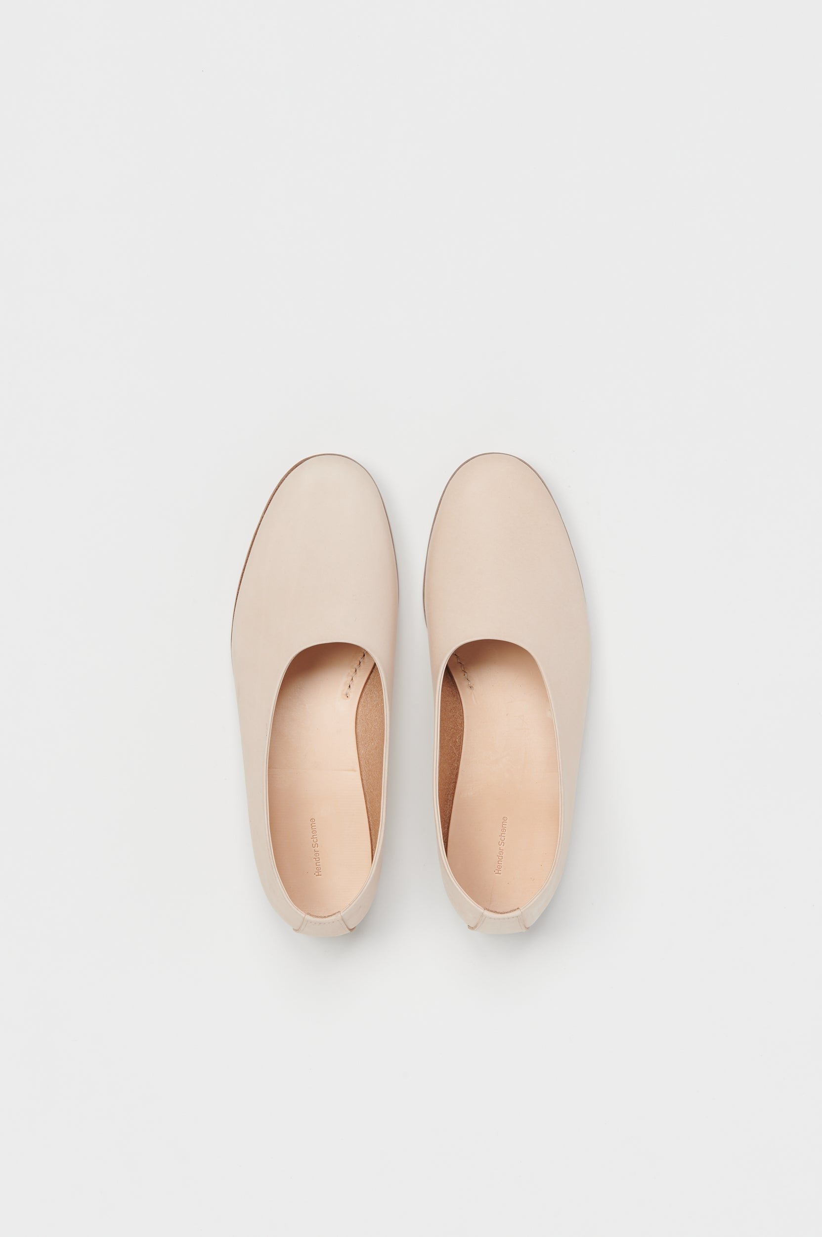 Foot Cast Slip On Natural