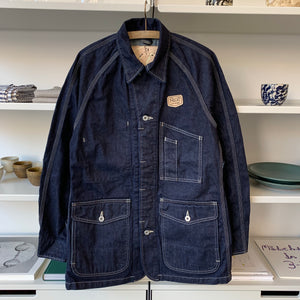 Painter Jacket in Indigo