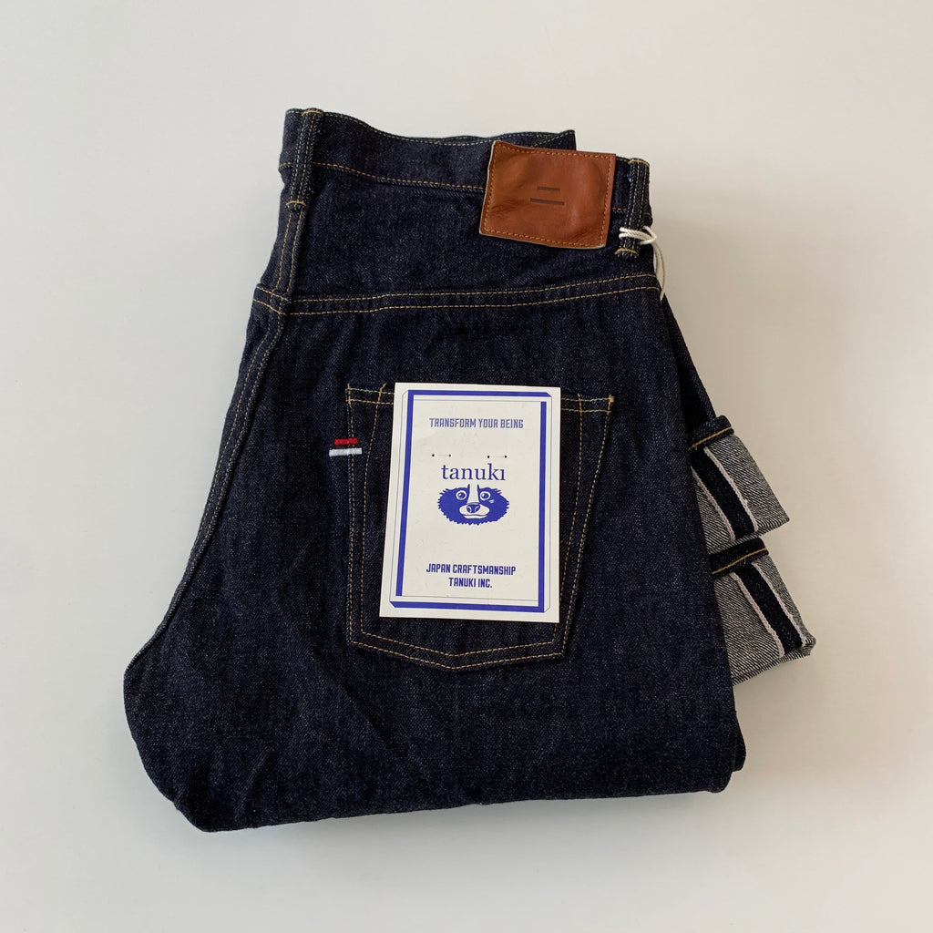RHT - Retro High Rise Tapered 15oz Selvedge Jeans