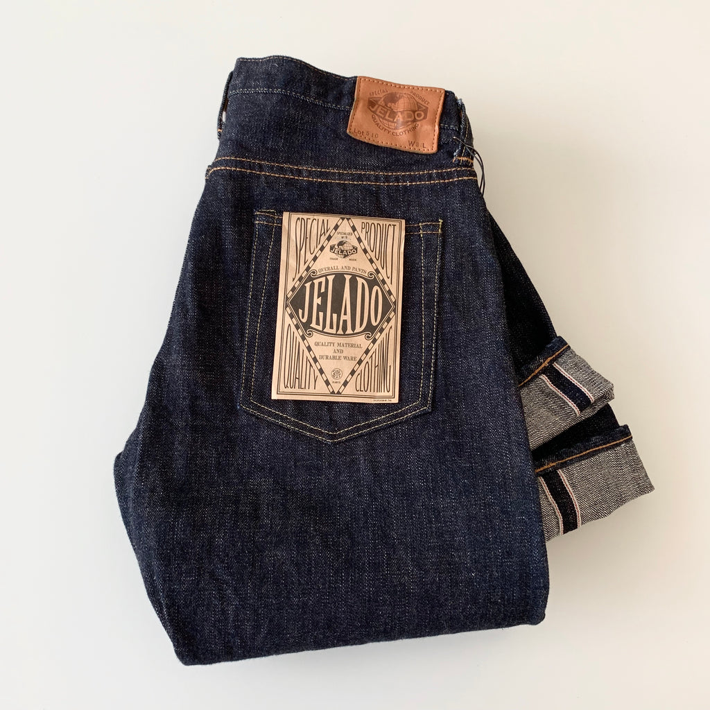 Limited Edition 16oz Selvedge Denim - Slim Straight