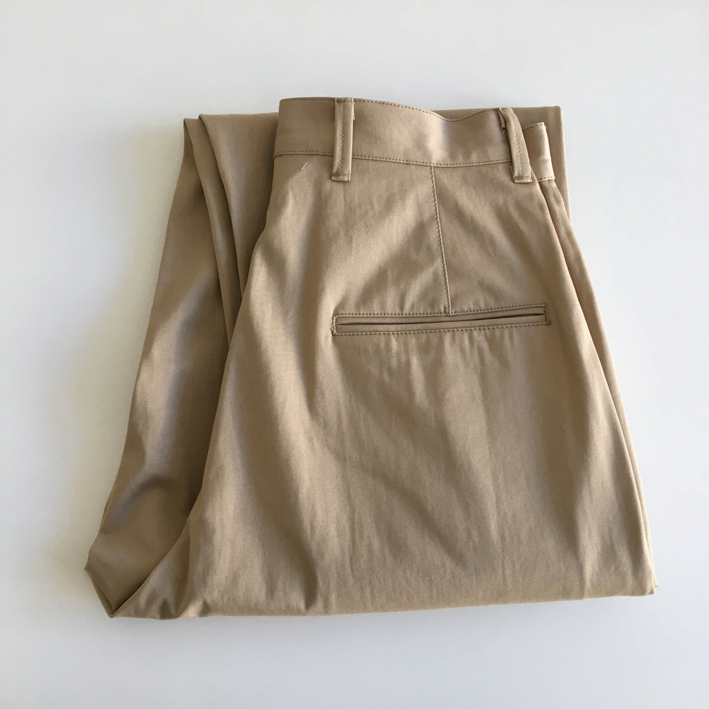 Pilot Slacks in Beige