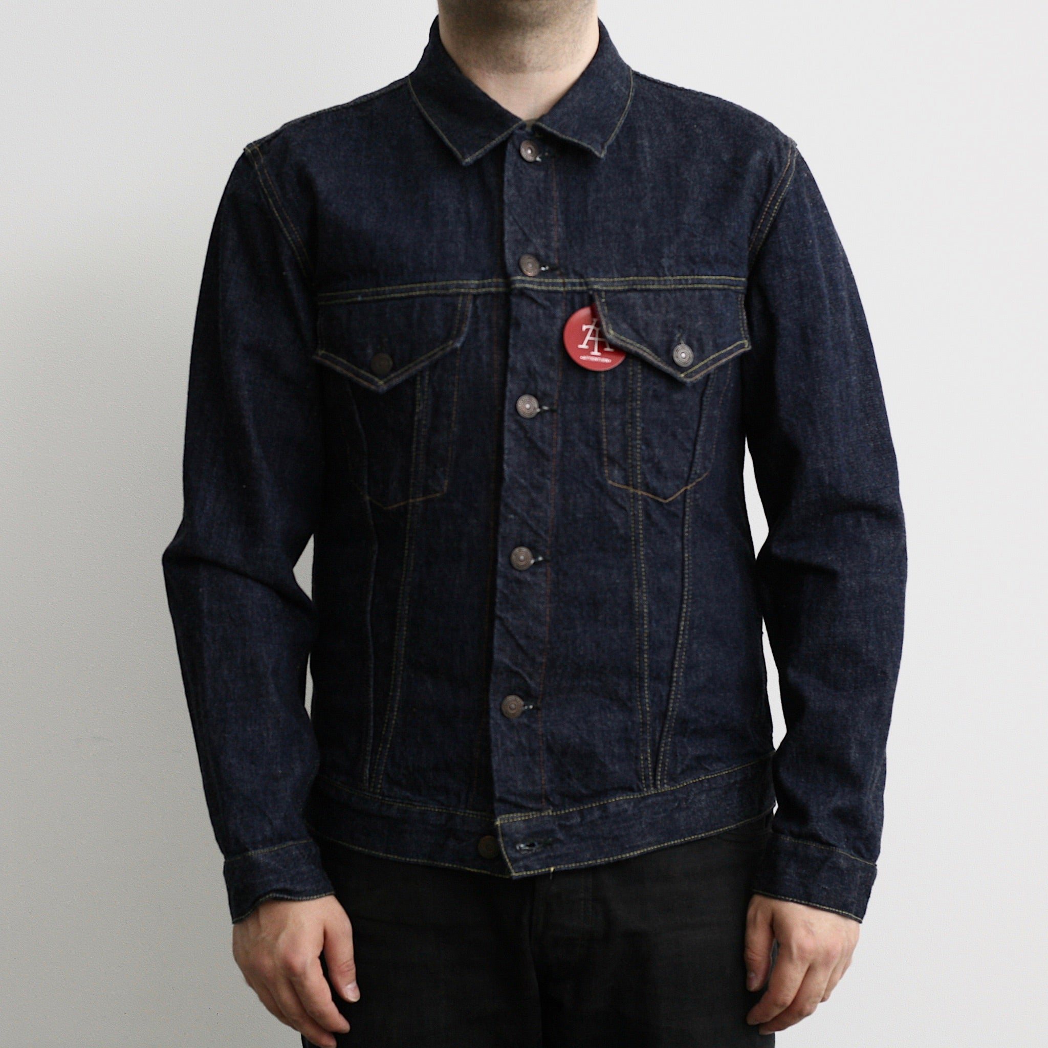 2101 - Type III Selvedge Denim Jacket - 13.7oz