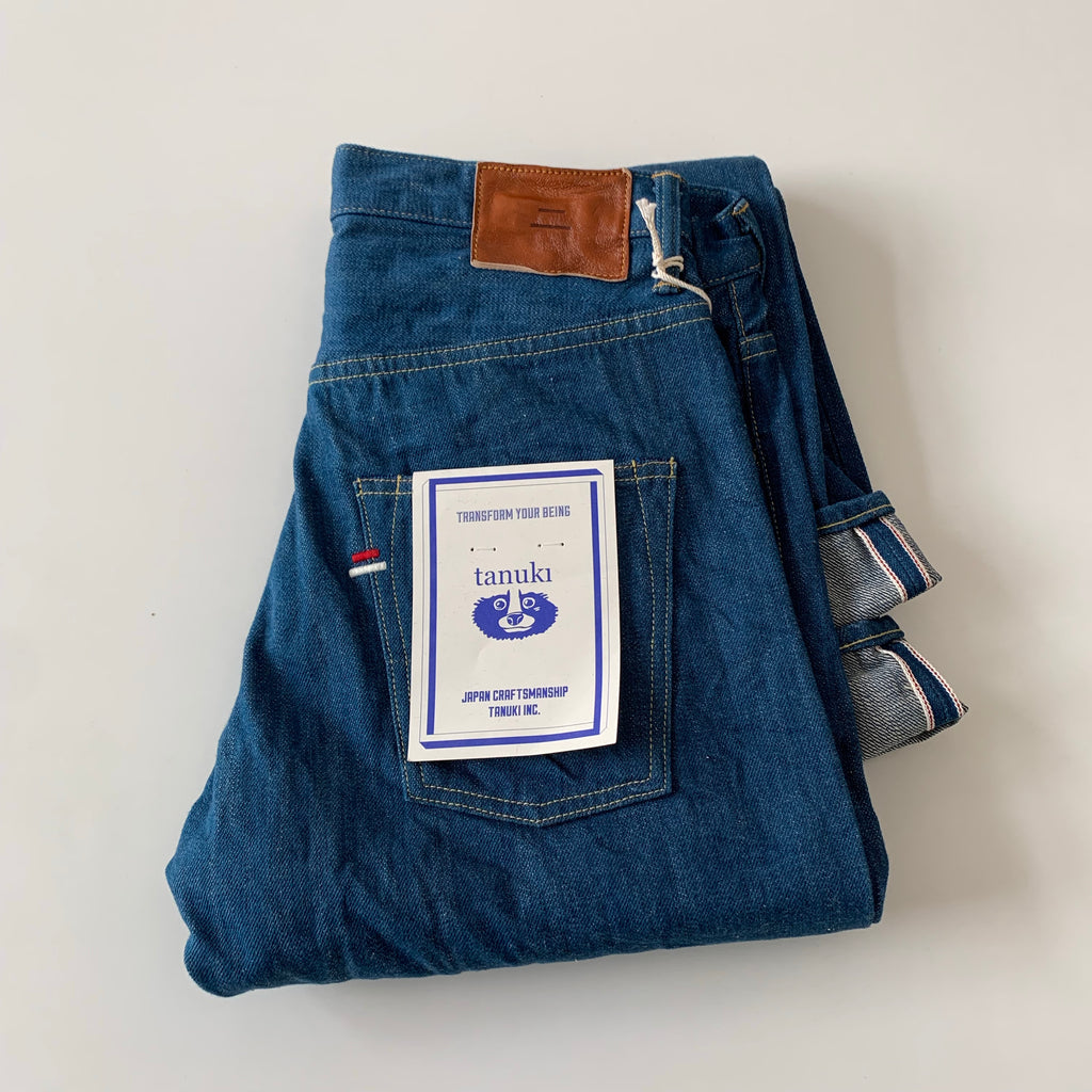 KHT - Kaze High Tapered 13oz Selvedge Denim