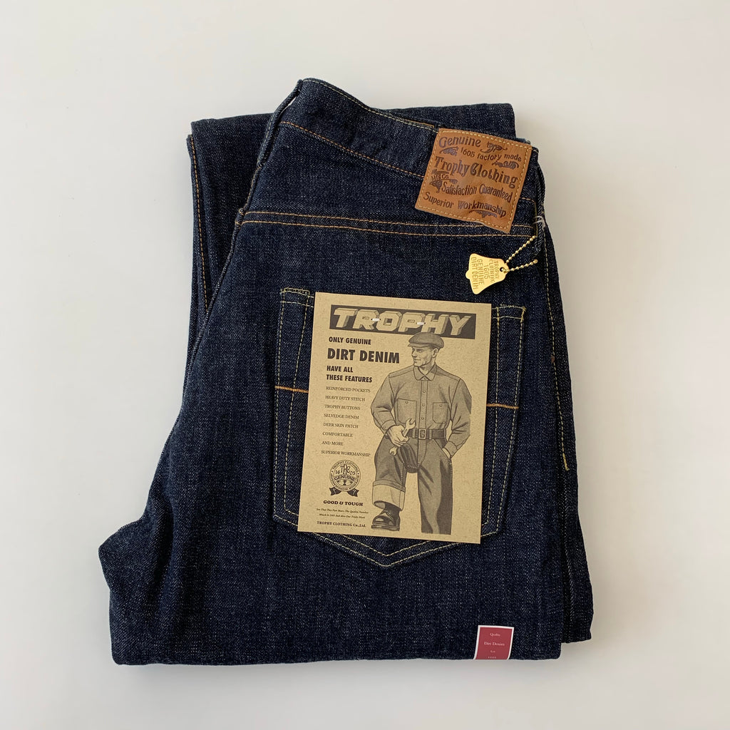 1605 Standard Dirt Denim - One Wash