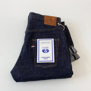 ZDT - Zetto Draft Tapered 15oz Selvedge Jeans