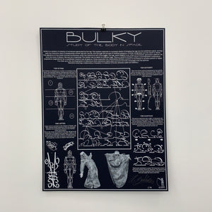 Alexandre Bavard - Bulky - Study of Body N Space