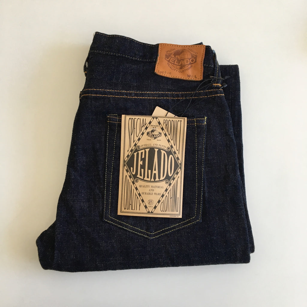 16oz Selvedge Denim - Slim Straight