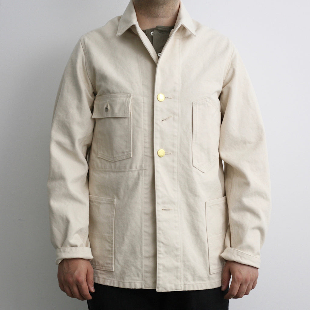 Ltd. Ed. - No. 8 Canvas Coverall Jacket