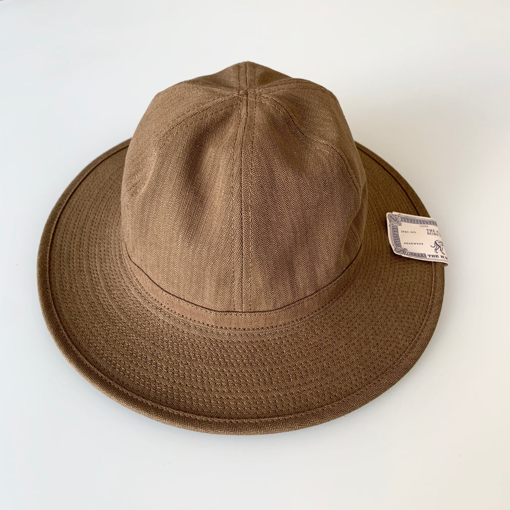 Fatigue Hat in Brown