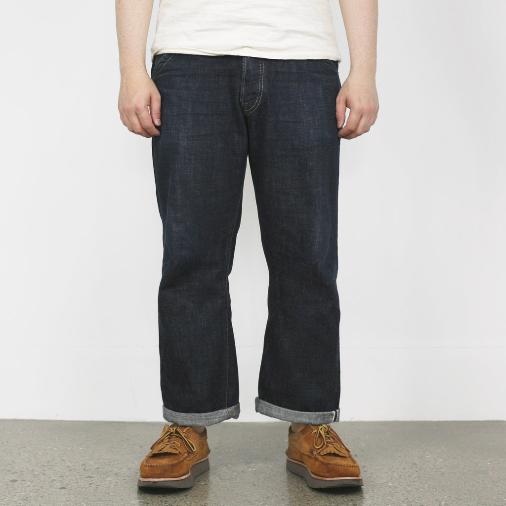 1605 14.5oz Standard Dirt Denim - One Wash