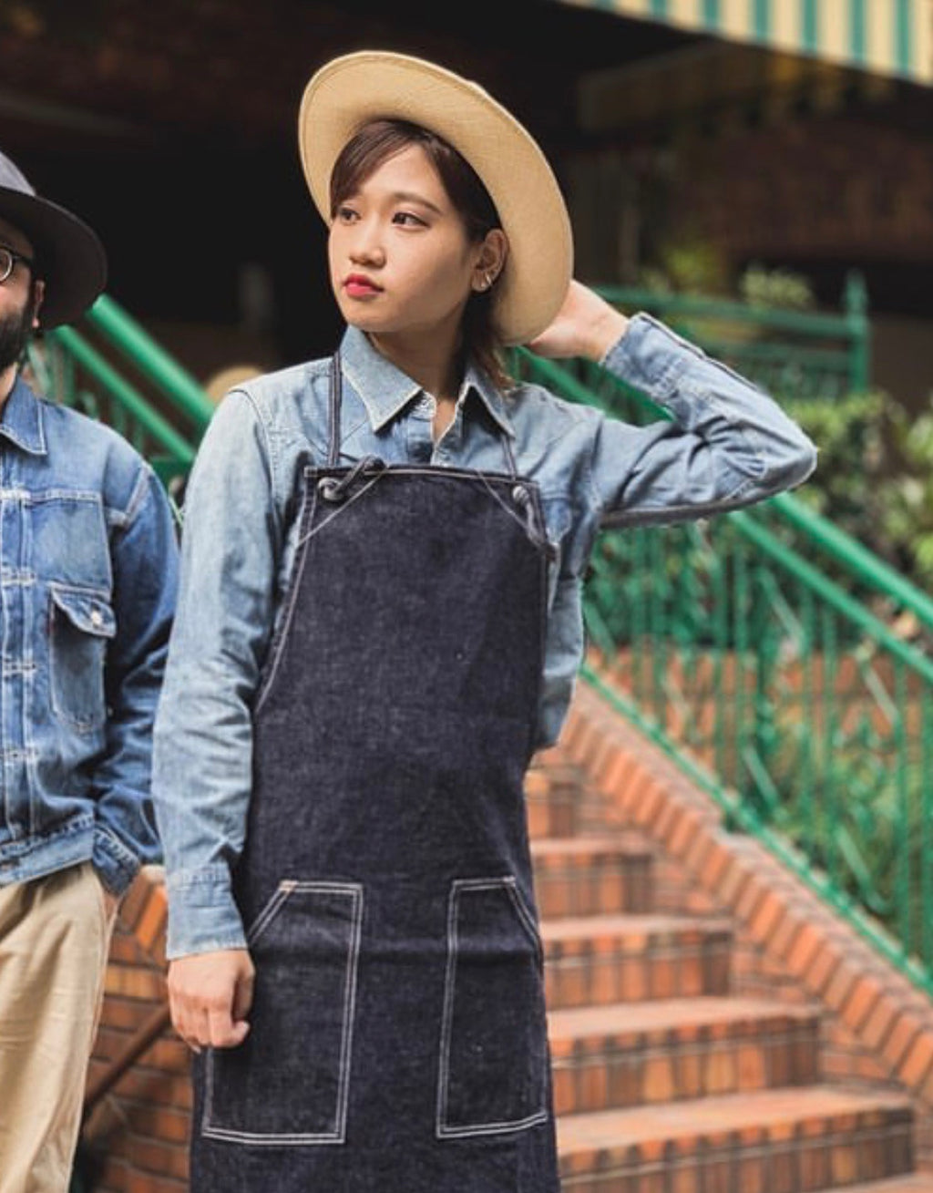 13.7oz Selvedge Denim Apron