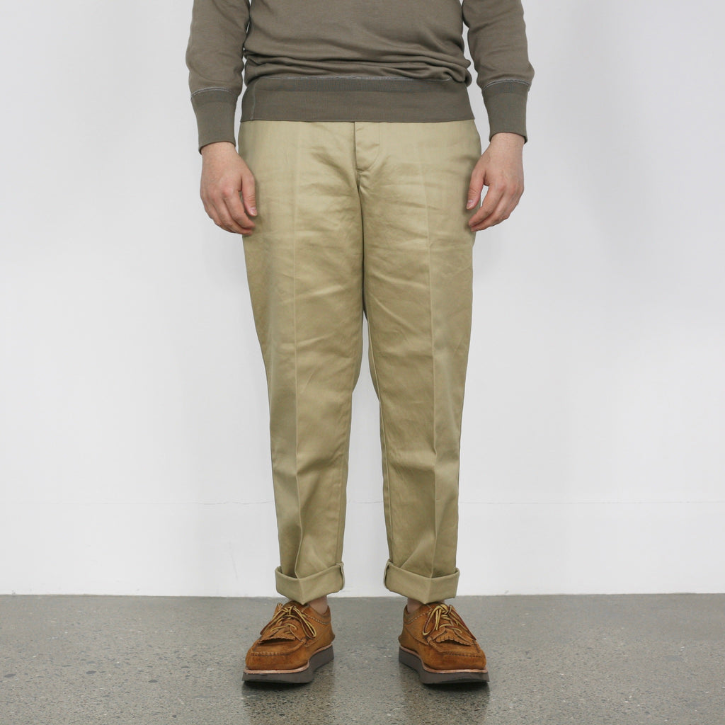Center Press Chino in Peanut Butter
