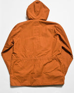 Brush Anorak Parka in Brick