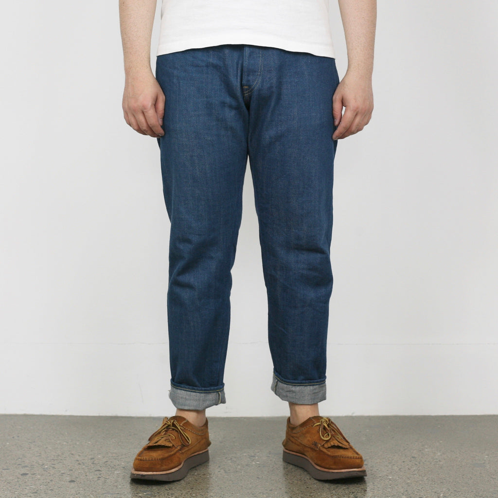 Limited Edition KDT - Kaze Draft Tapered 13oz Selvedge Denim