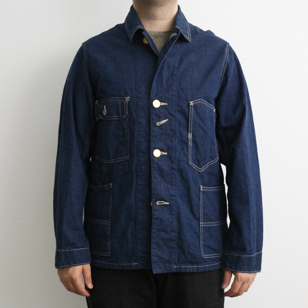 Ltd. Ed. - 9.25oz Denim Coverall Jacket