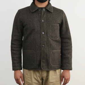 Brown's Beach Jacket in Oxford Grey