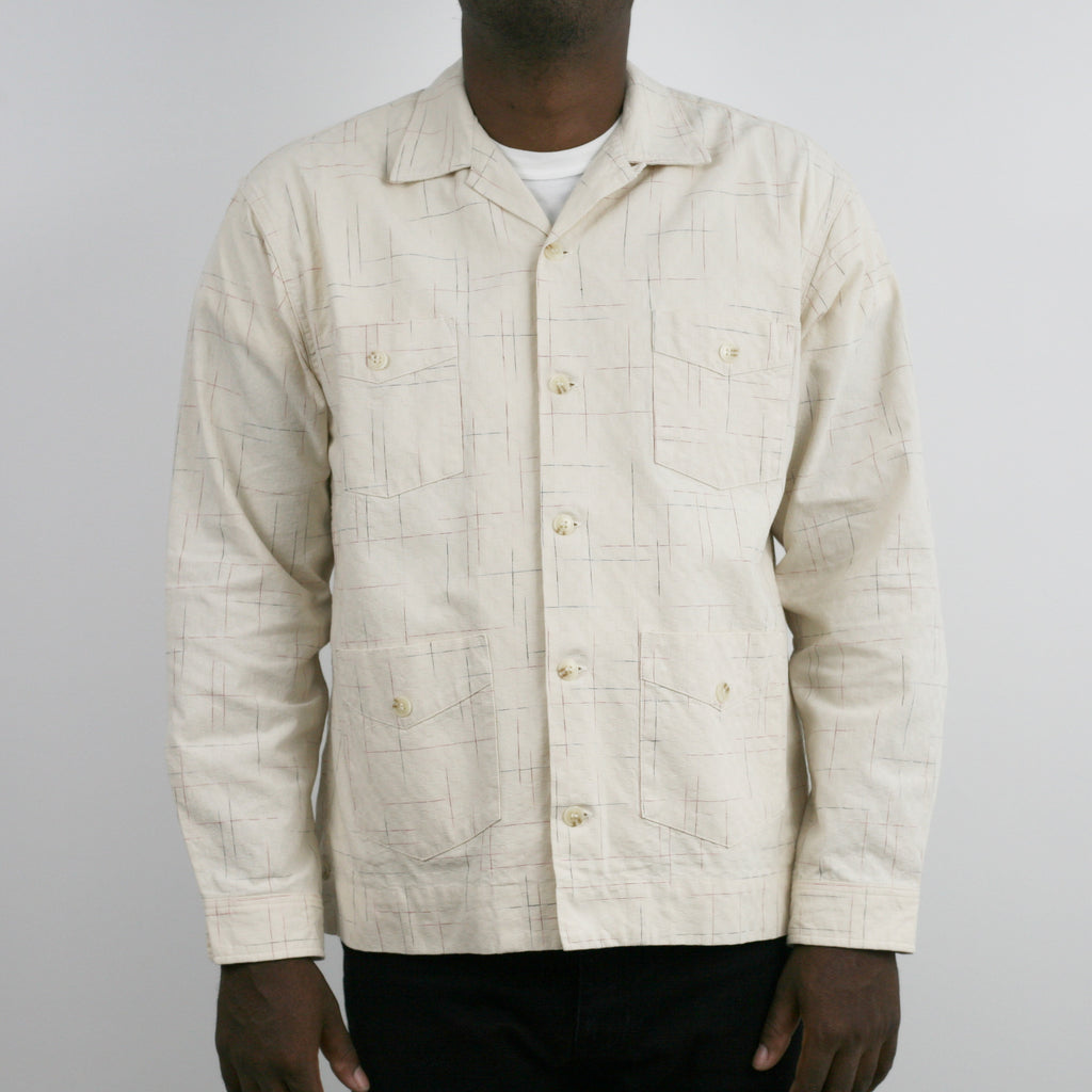 Habana Shirt in Ivory