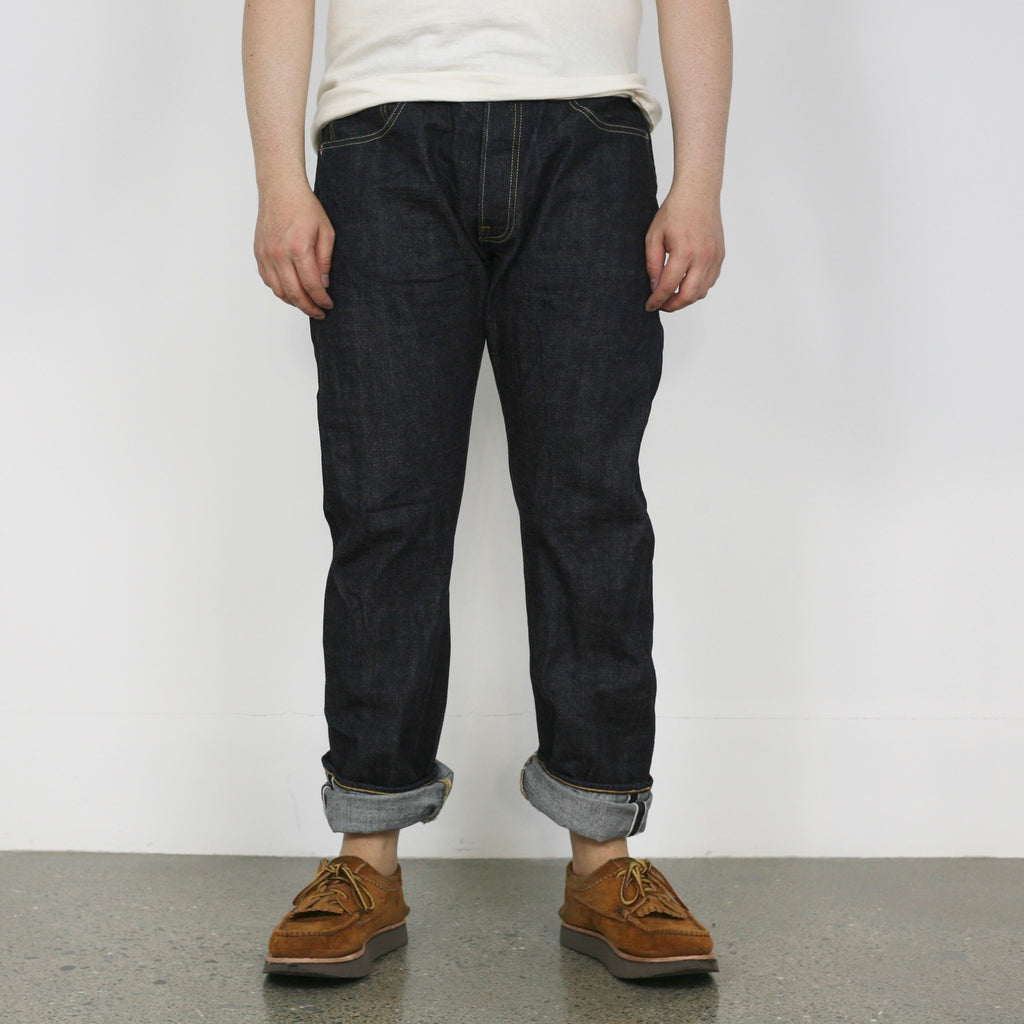 359601 15oz. Standard Straight Selvedge Denim Pants
