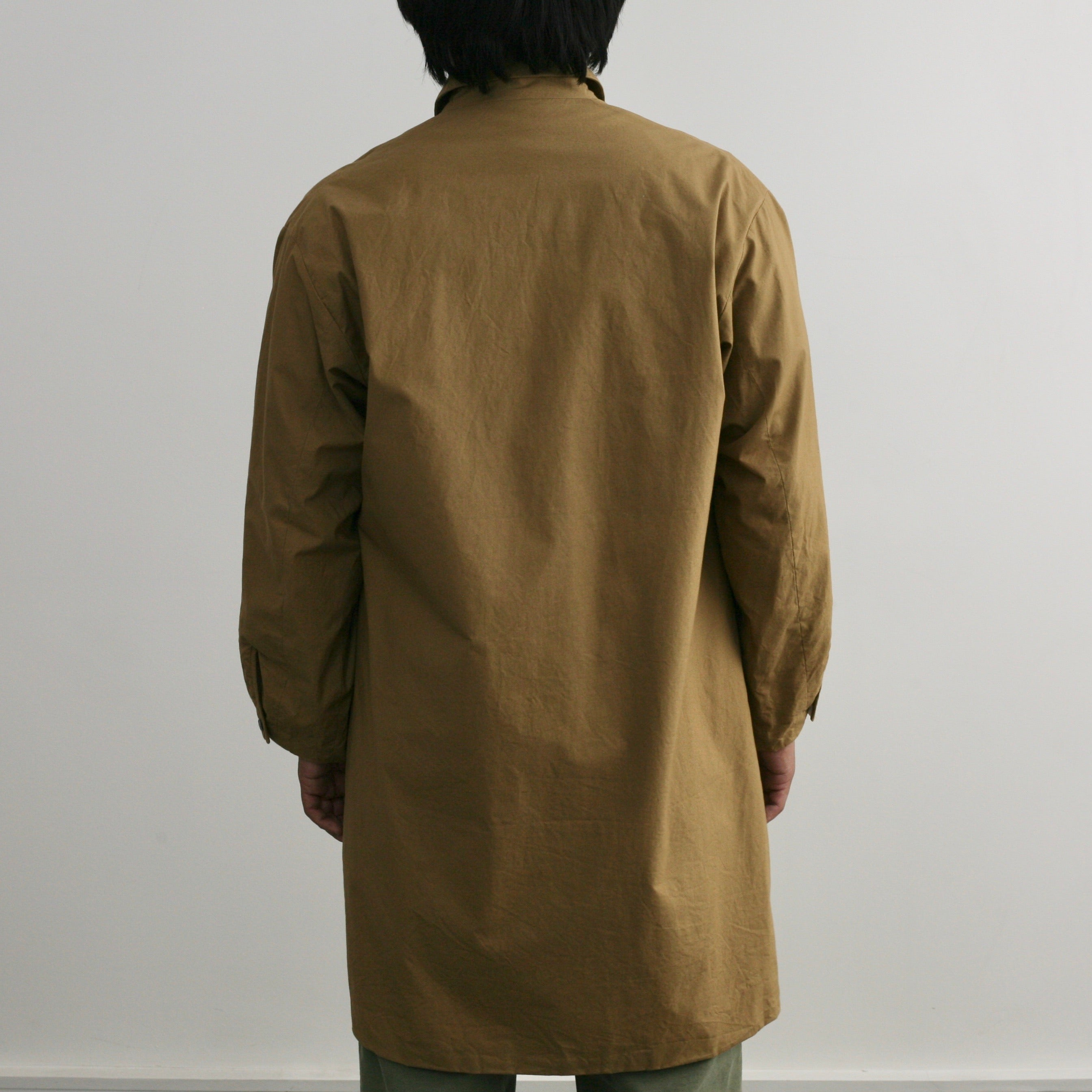 """Sakura Chesta Coat"" in Walnut"