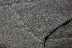 EQP001 Crew Neck Long Sleeve in Top Charcoal