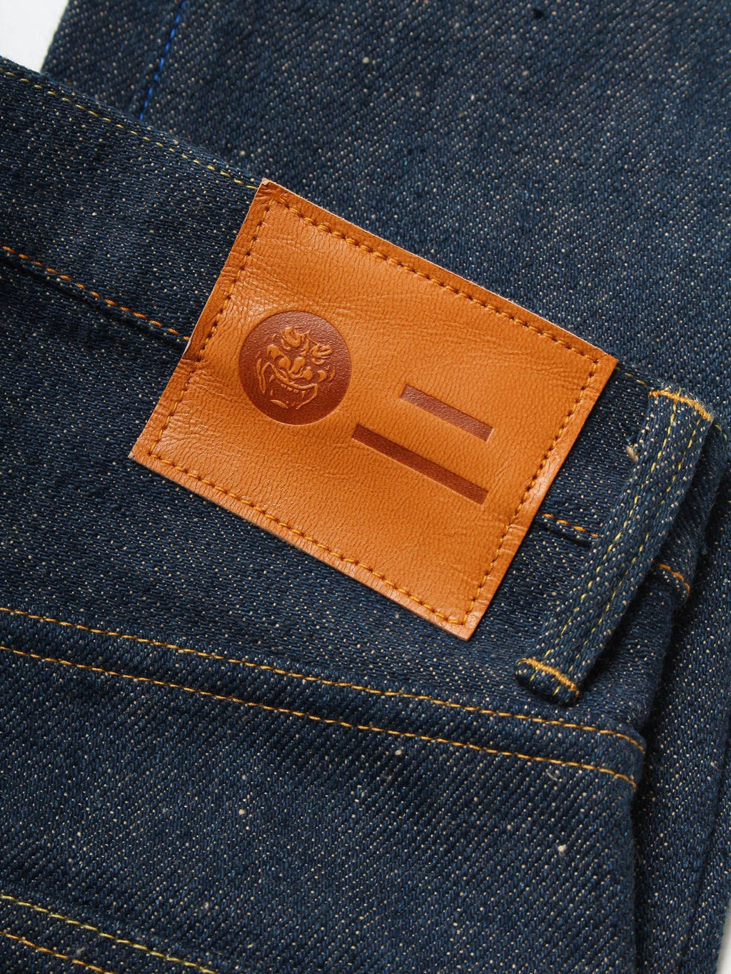 "OTHT ""Secret Denim"" High Tapered 21.5oz Selvedge Denim"