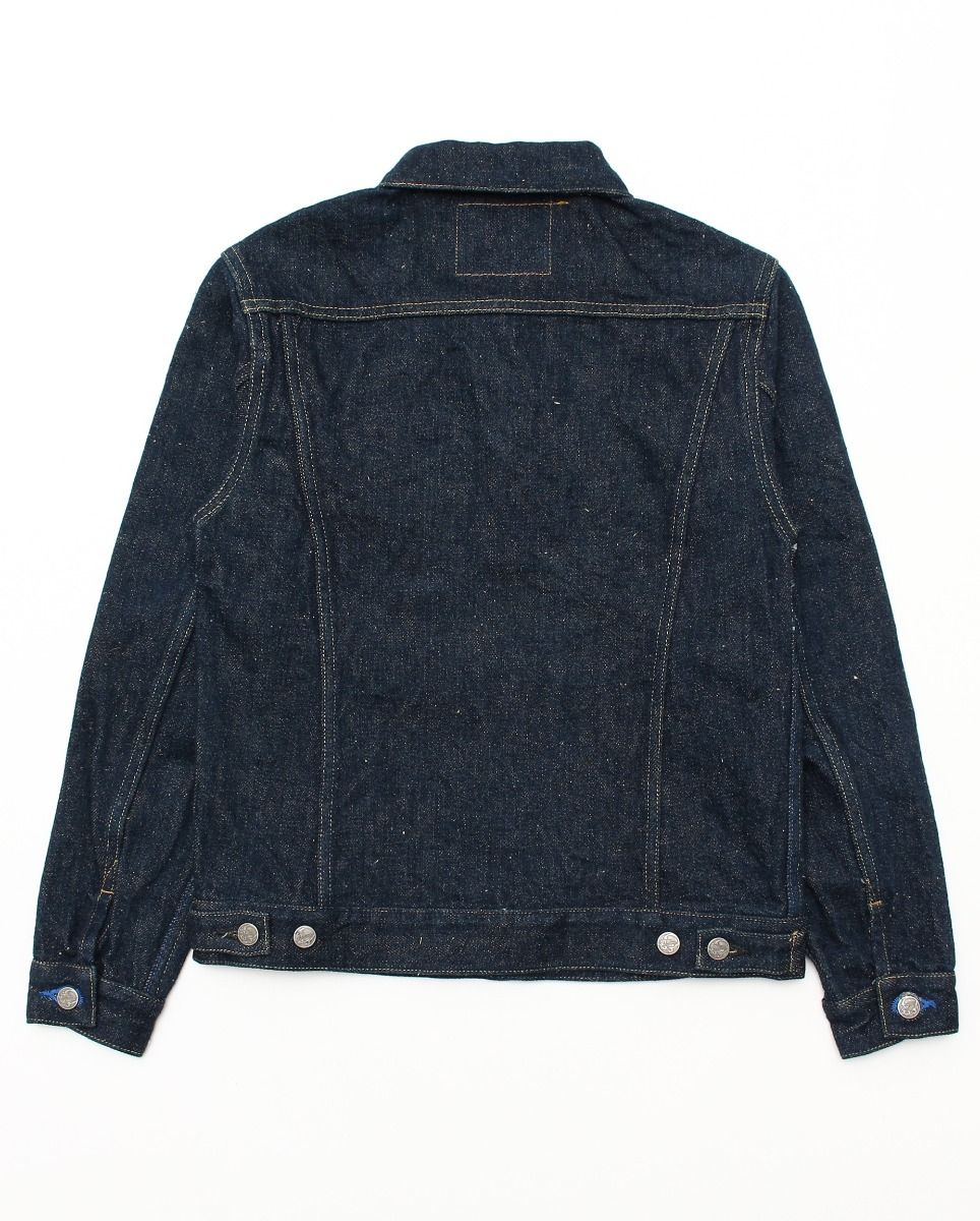 "OTJKT3 ""Secret Denim"" 21.5oz Selvedge Denim Jacket"