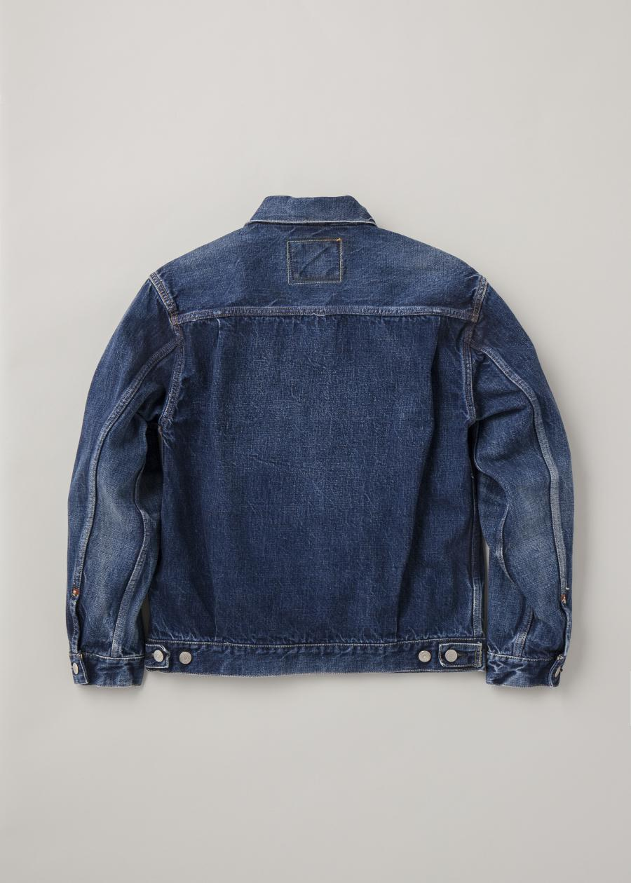 2102 Half Way There Type II 13.7oz Selvedge Denim Jacket