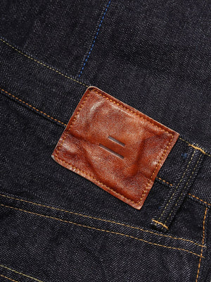 "RHT ""Retro"" High Rise Tapered 15oz Selvedge Jeans"