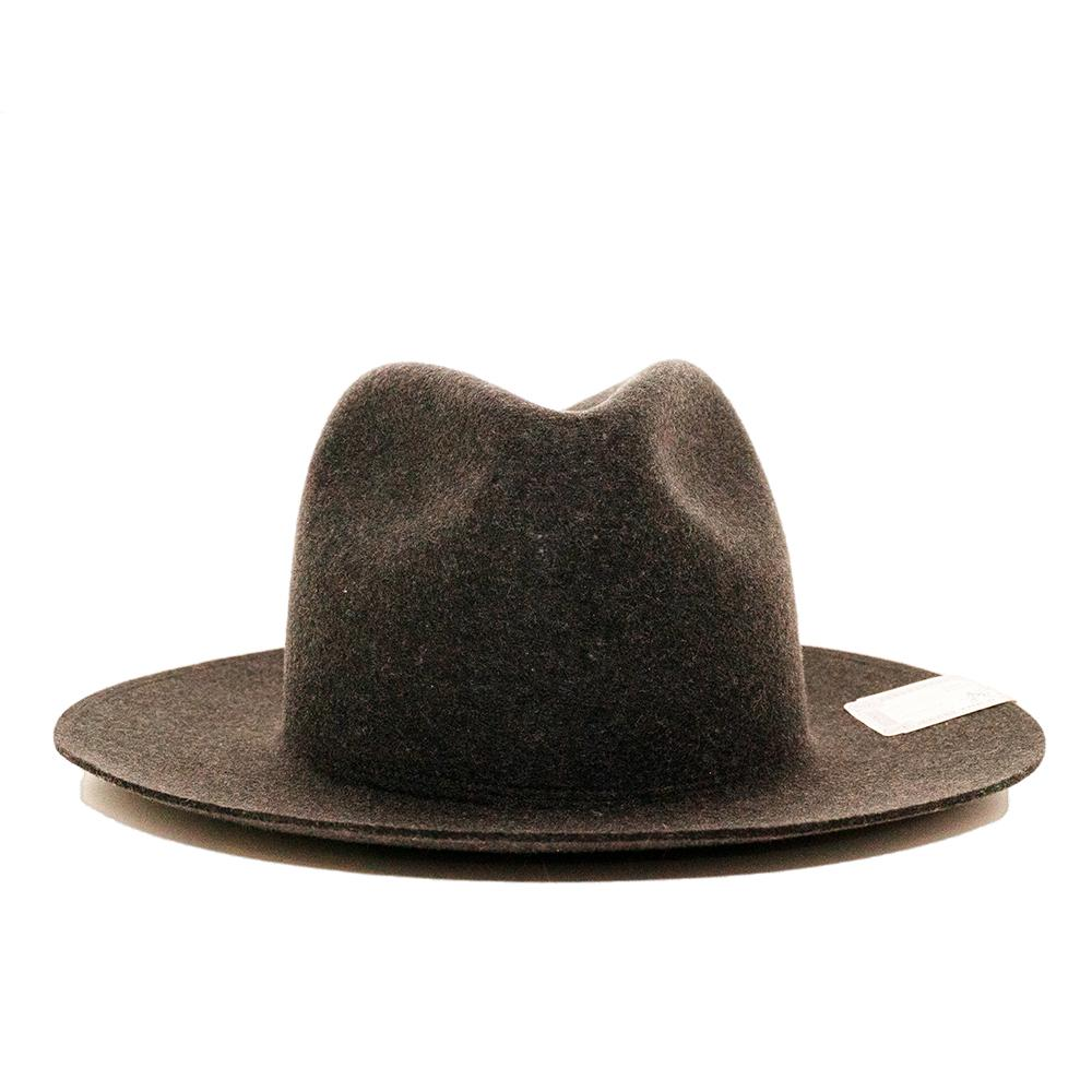 Coming Soon: Travelers Hat in Charcoal Gray