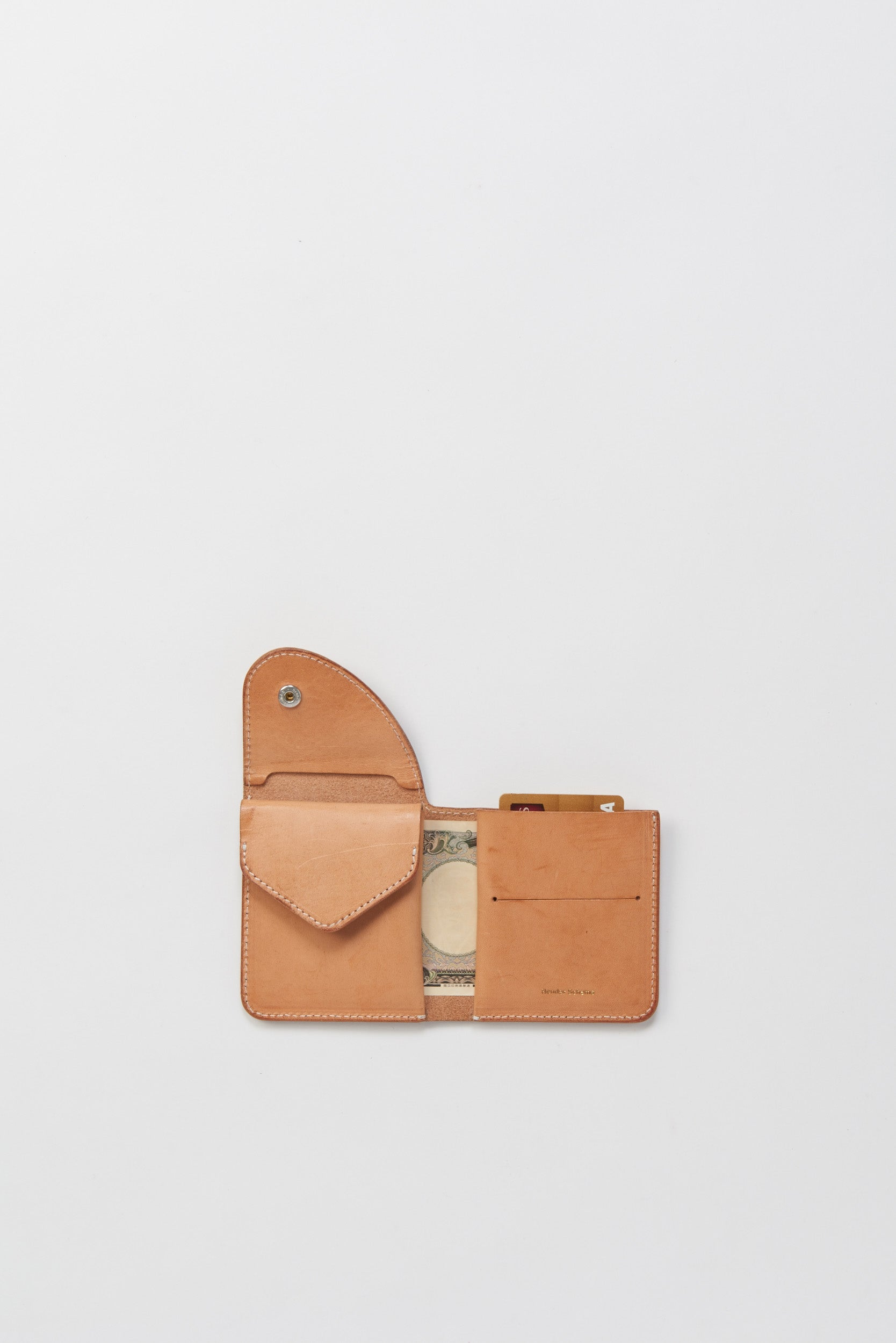 Wallet in Patent Natural