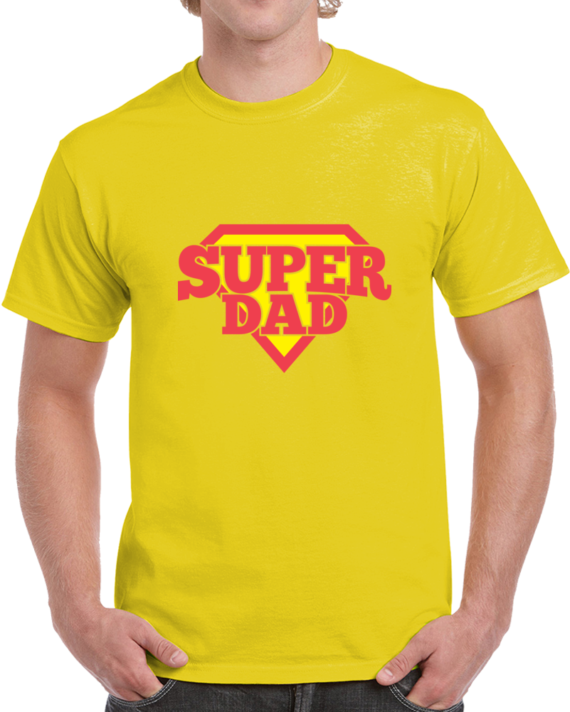 Super Dad - Daisy T Shirt - B Inspired Boutique