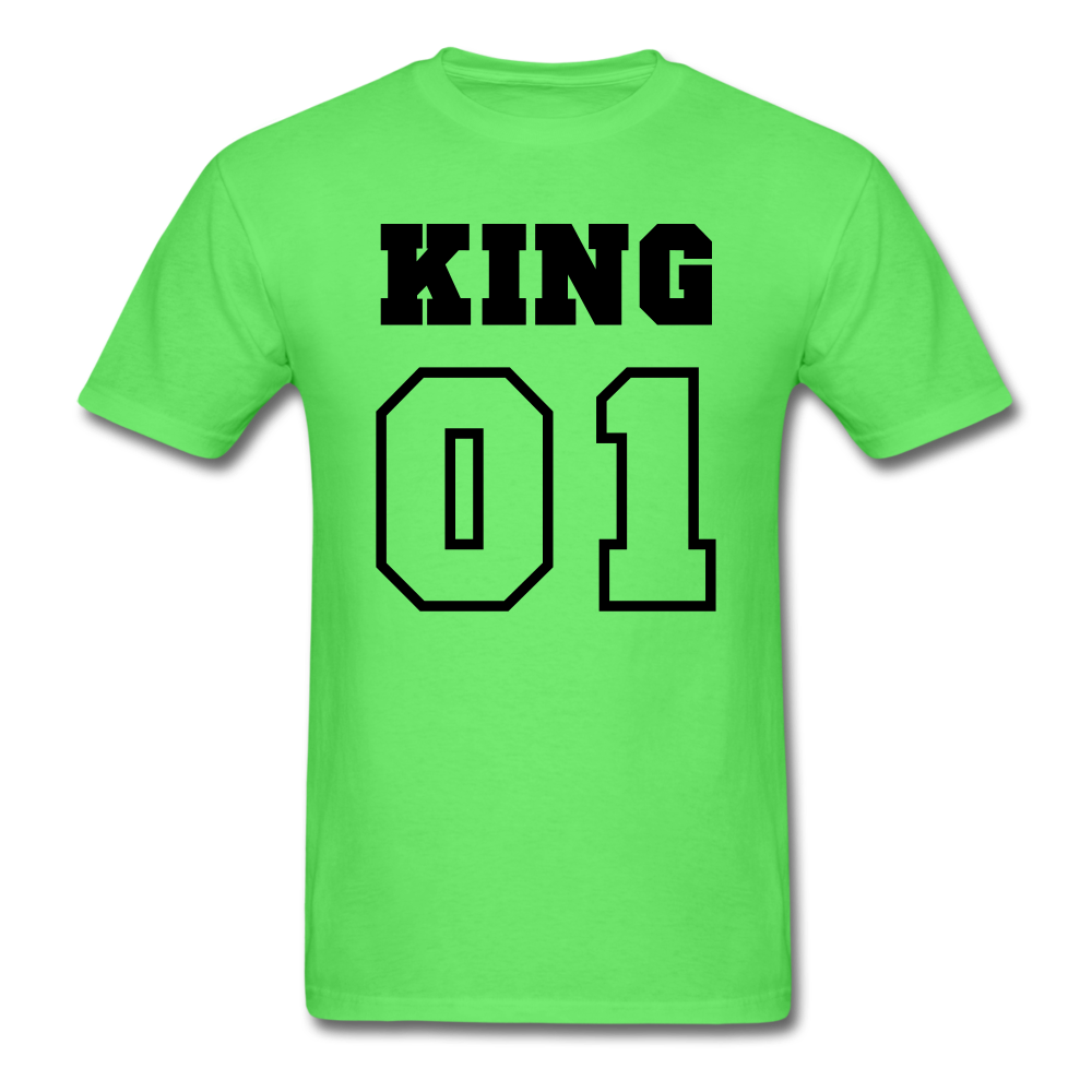 King 01 Mens Tee - B Inspired Boutique