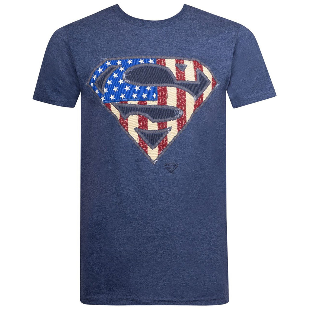 Superman Patriotic Symbol t-shirt