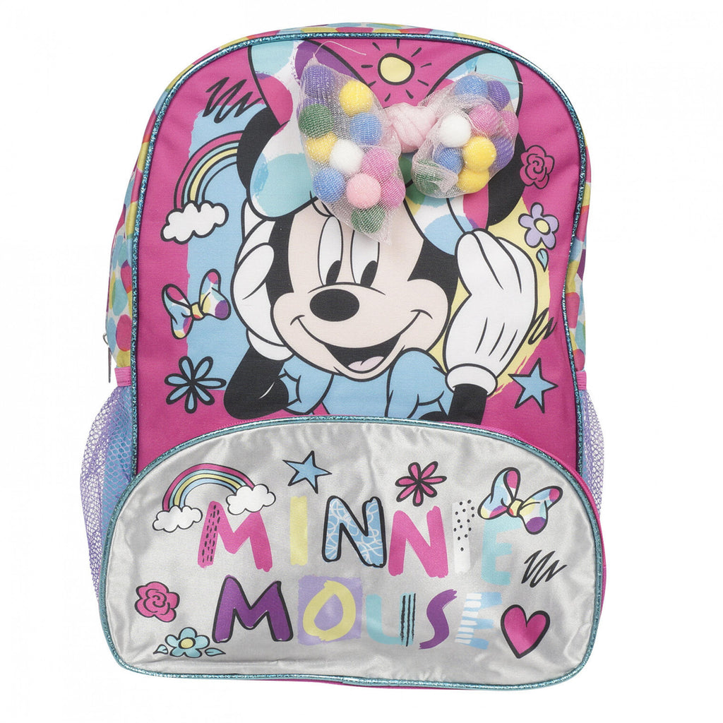 "Minnie Mouse 15"" Inch Backpack"