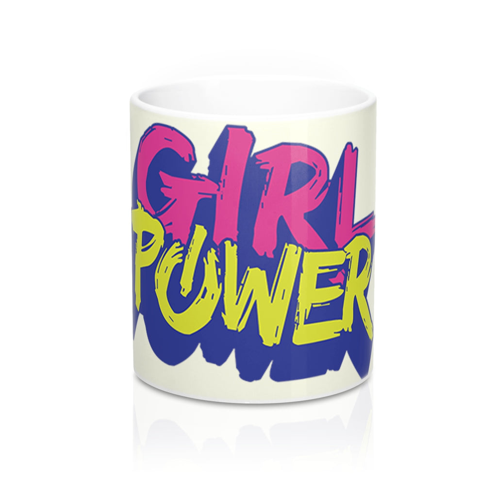 Girl Power Mug 11oz - B Inspired Boutique