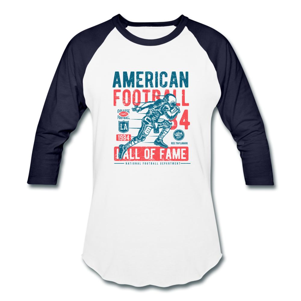 American Football Hall of Fame Raglan Tee - B Inspired Boutique