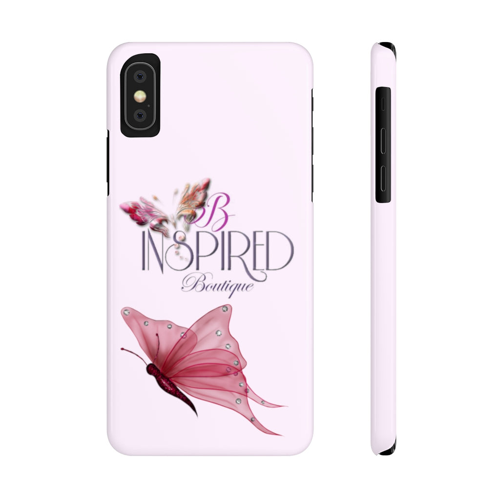 B Inspired Boutique Butterfly Slim Phone Cases - B Inspired Boutique