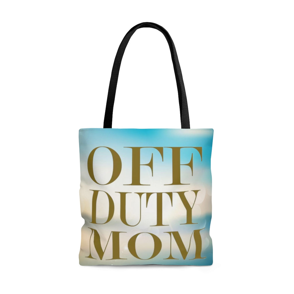 Off Duty Mom Tote Bag - B Inspired Boutique