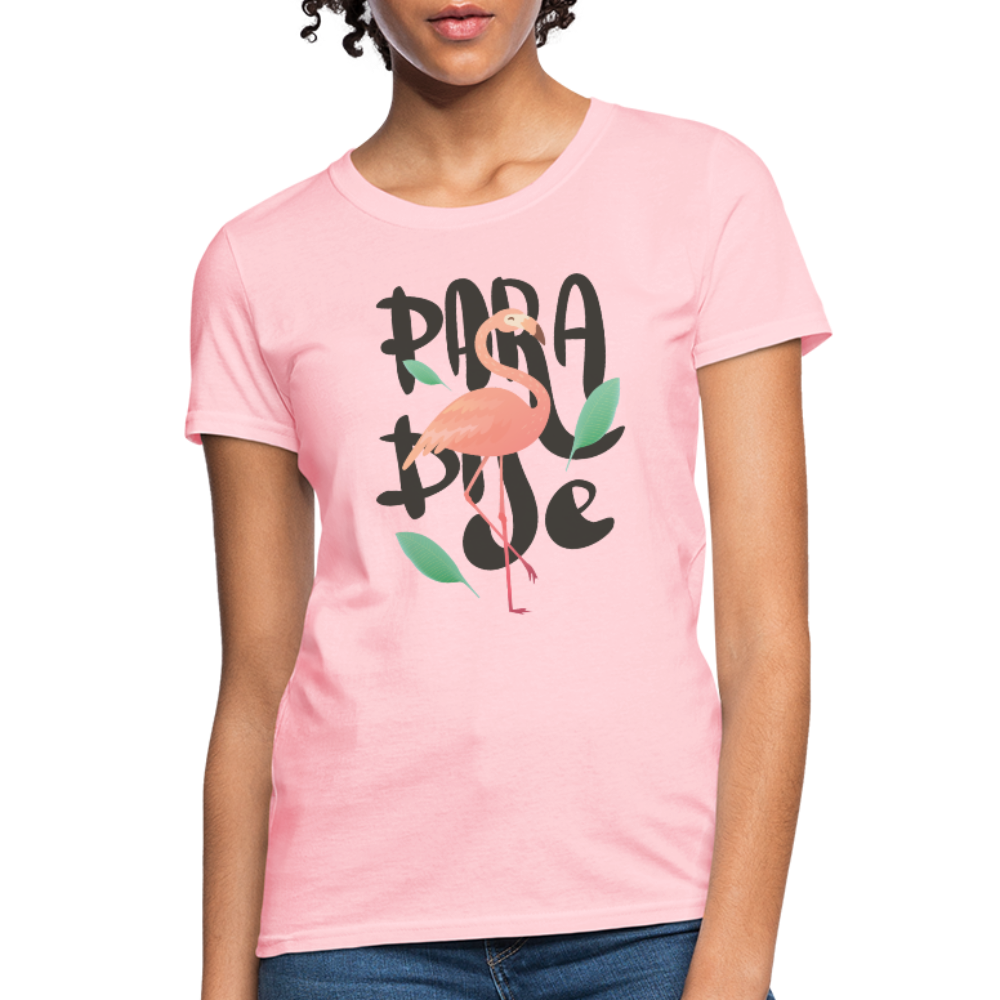 Paradise Flamingo Classic Tee - B Inspired Boutique