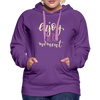 Enjoy Every Moment Ladies Premium Hoodie - B Inspired Boutique