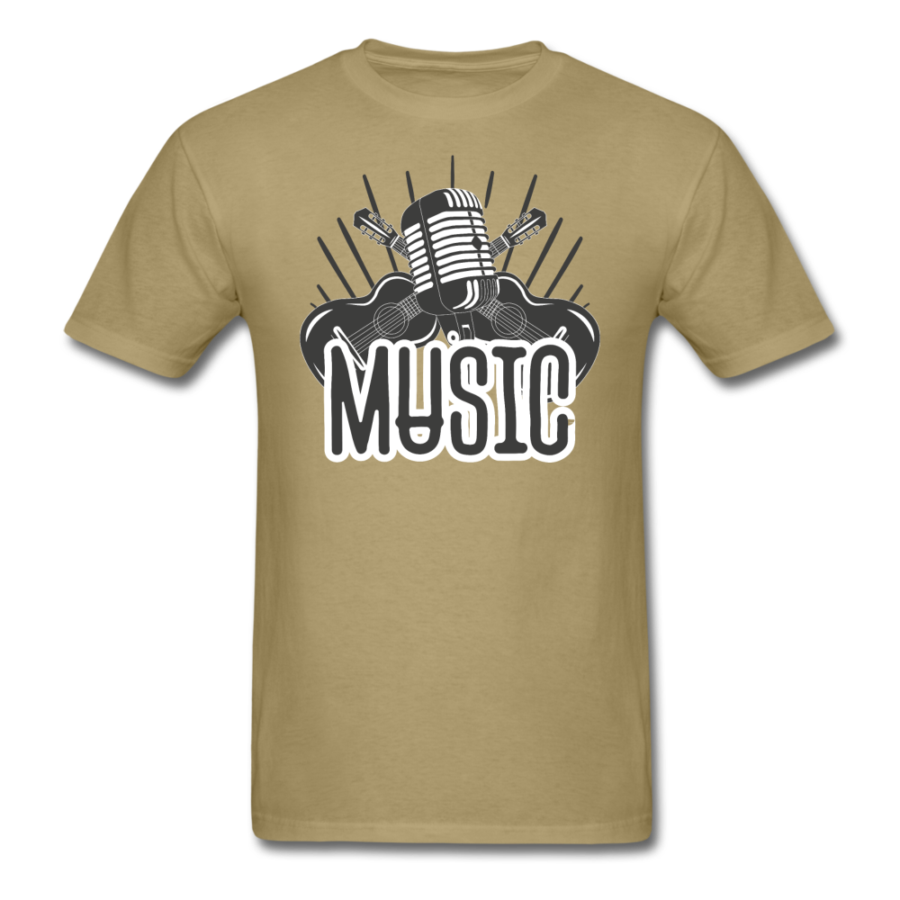 For the Love of Music Mens Tee - B Inspired Boutique